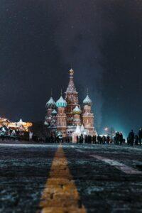 Bankieren voor Moskou
